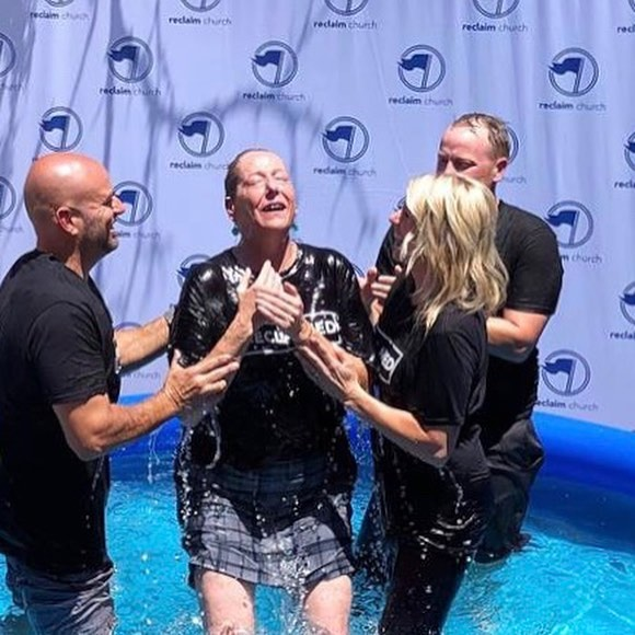 Today was so special. Today I heard stories about God's faithfulness to restore families, break addictions and change lives. Today we celebrated as 20+ people were baptized! What an incredible privilege it is to journey with people and be a part of these amazing moments. Grateful and blessed! #reclaimchurchaz #reclaimed #baptisms #sundayfunday