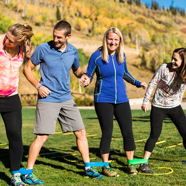 Empowering every team member leadership training Corporate Team Building in Utah
