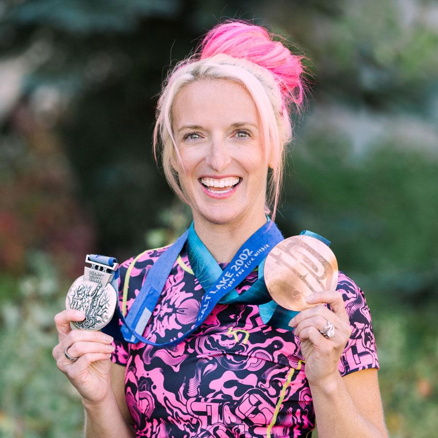 Shannon Bahrke Olympic Medalist