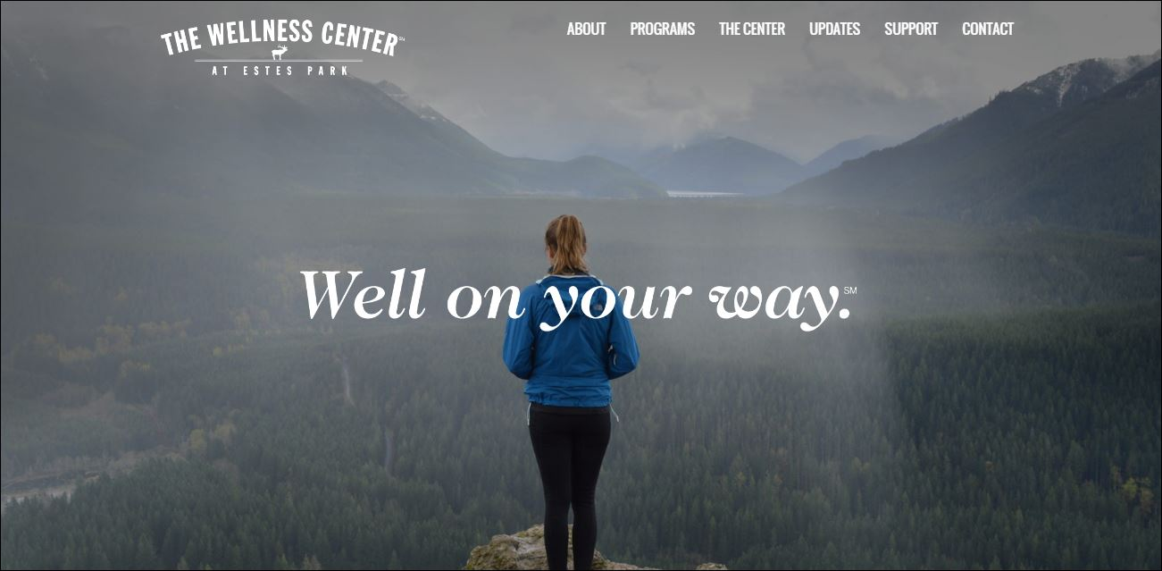 To go to the Wellness Center website, please click the photo above.