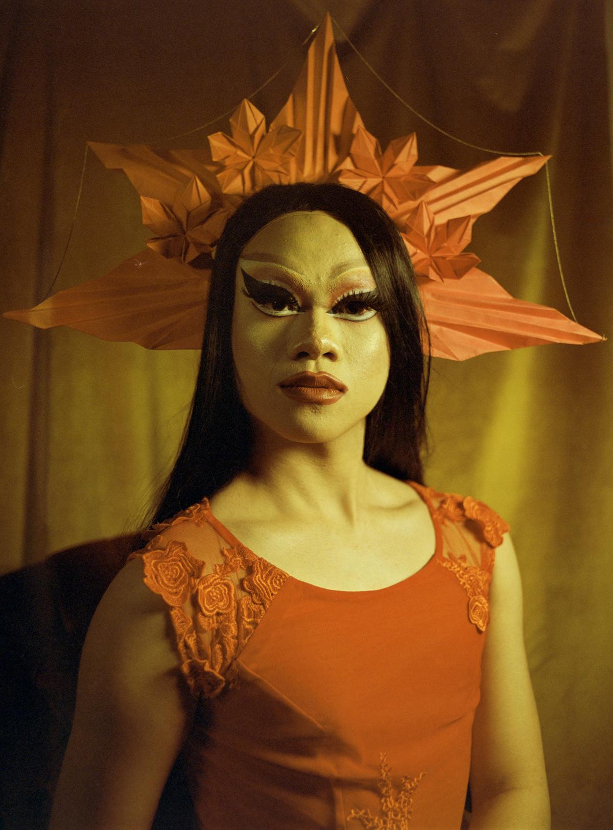 Ruby Chopstix ,   from series  Majesties , 2019