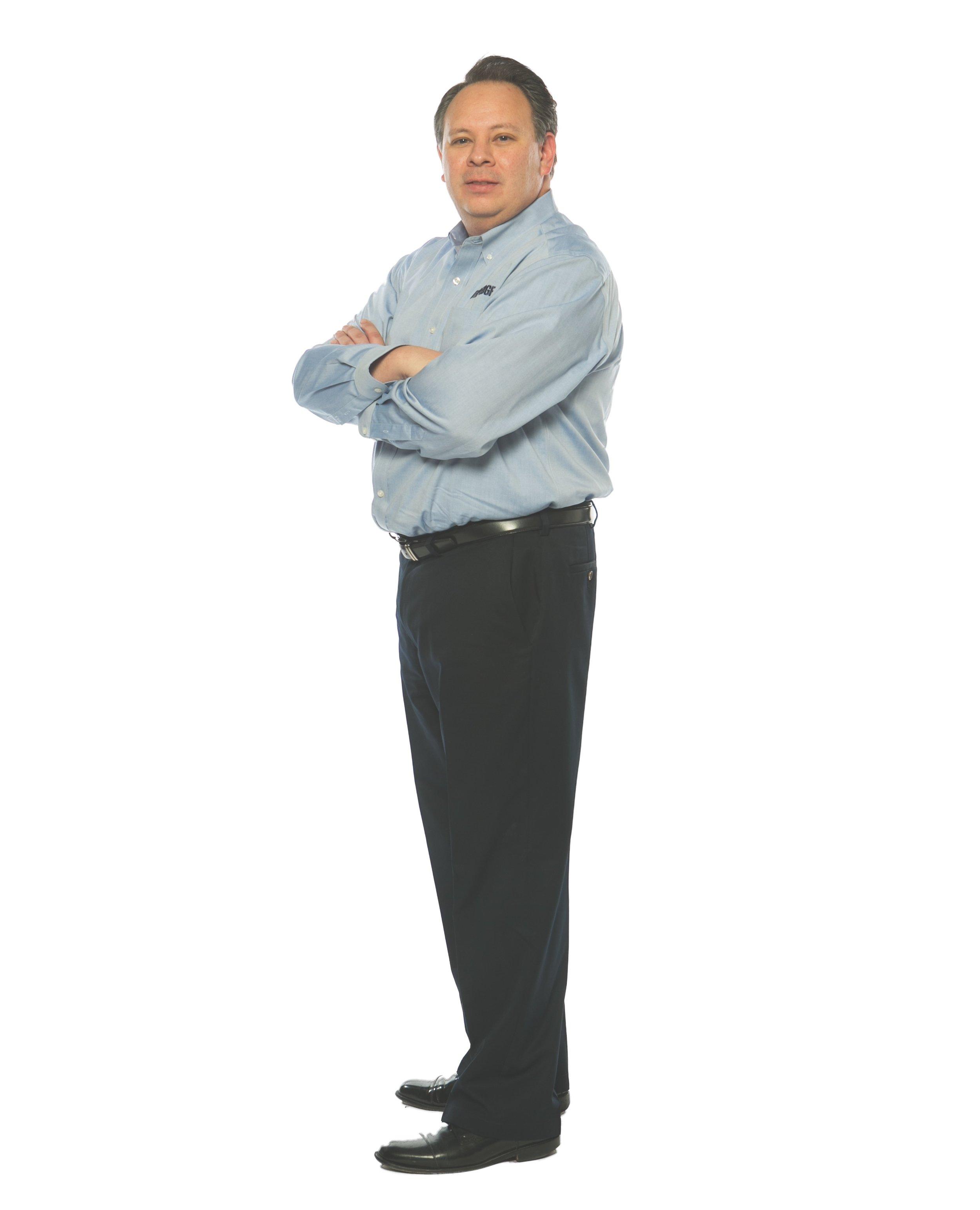 Louie Rodriguez, EDGE Steering Committee Member