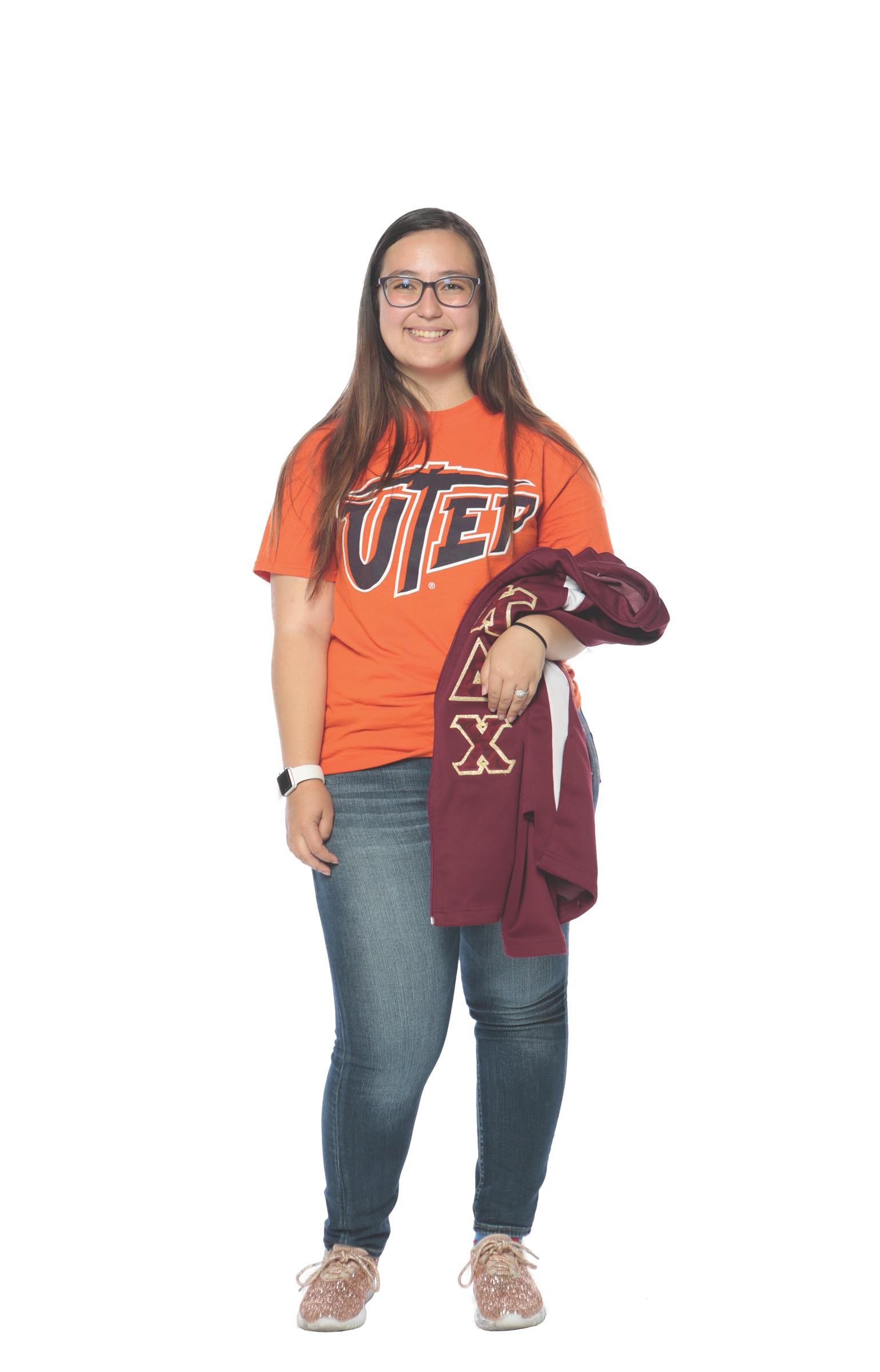 Brianna Brogdon-Gilbert, Sociology major