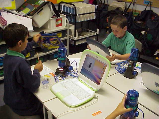 Microscopes 2003