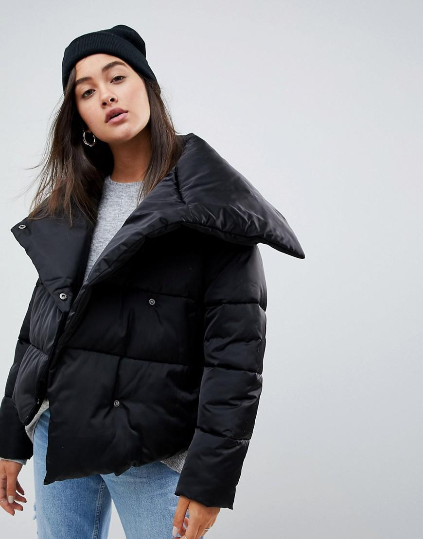 Asos Design Asymmetric Jacket