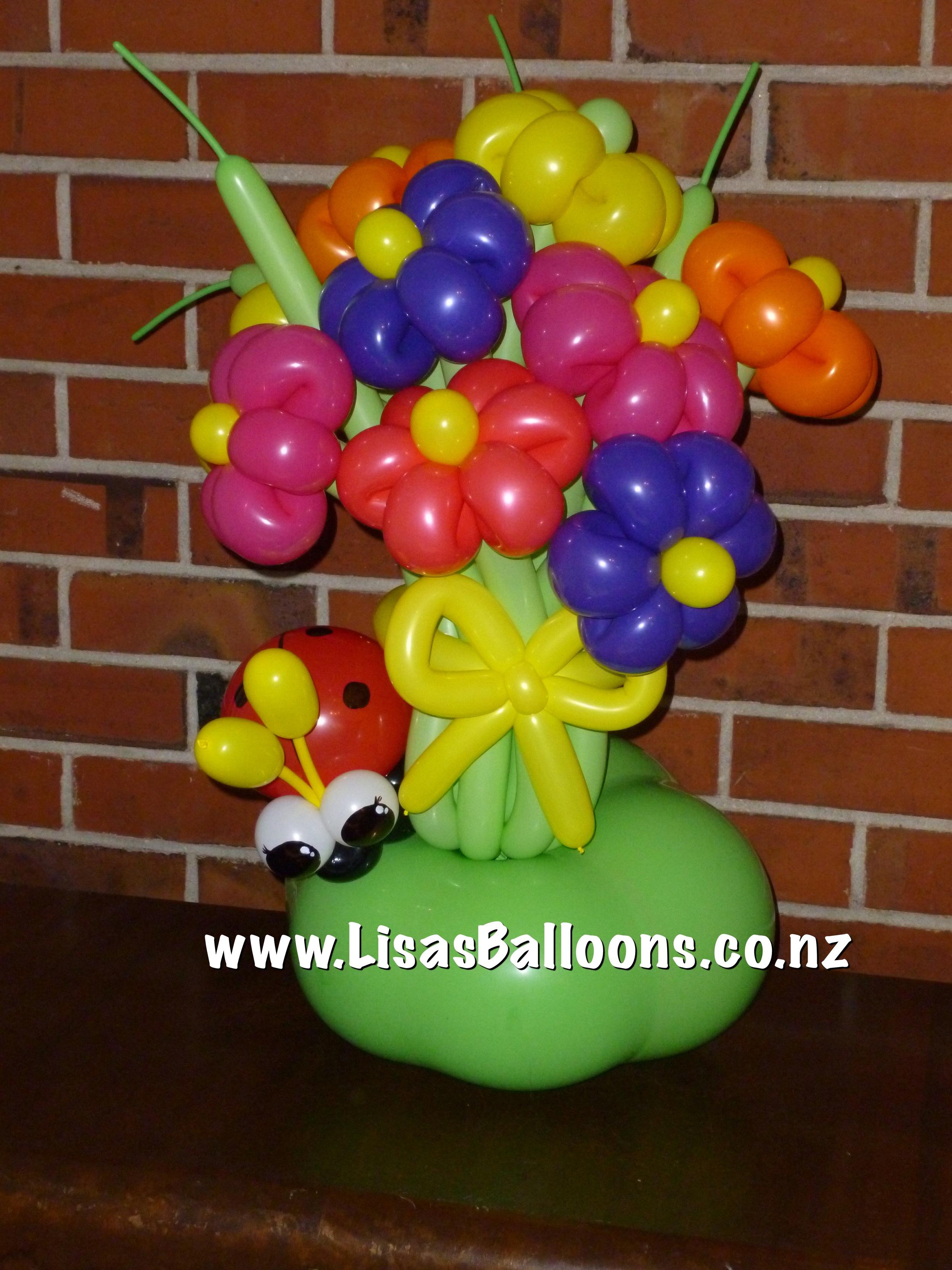 Colourful Daisy Bouquet