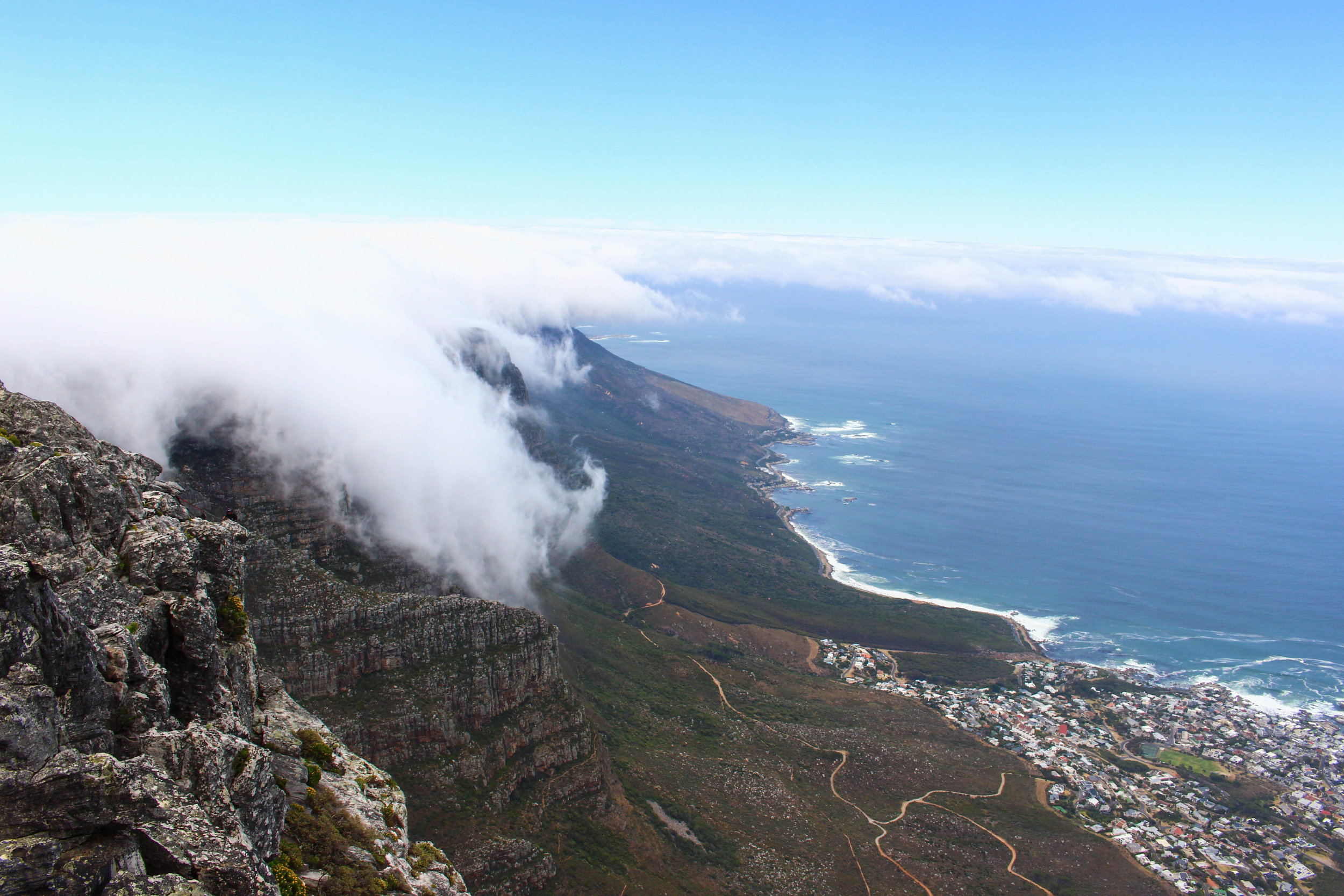 Table Mountain Summit Views