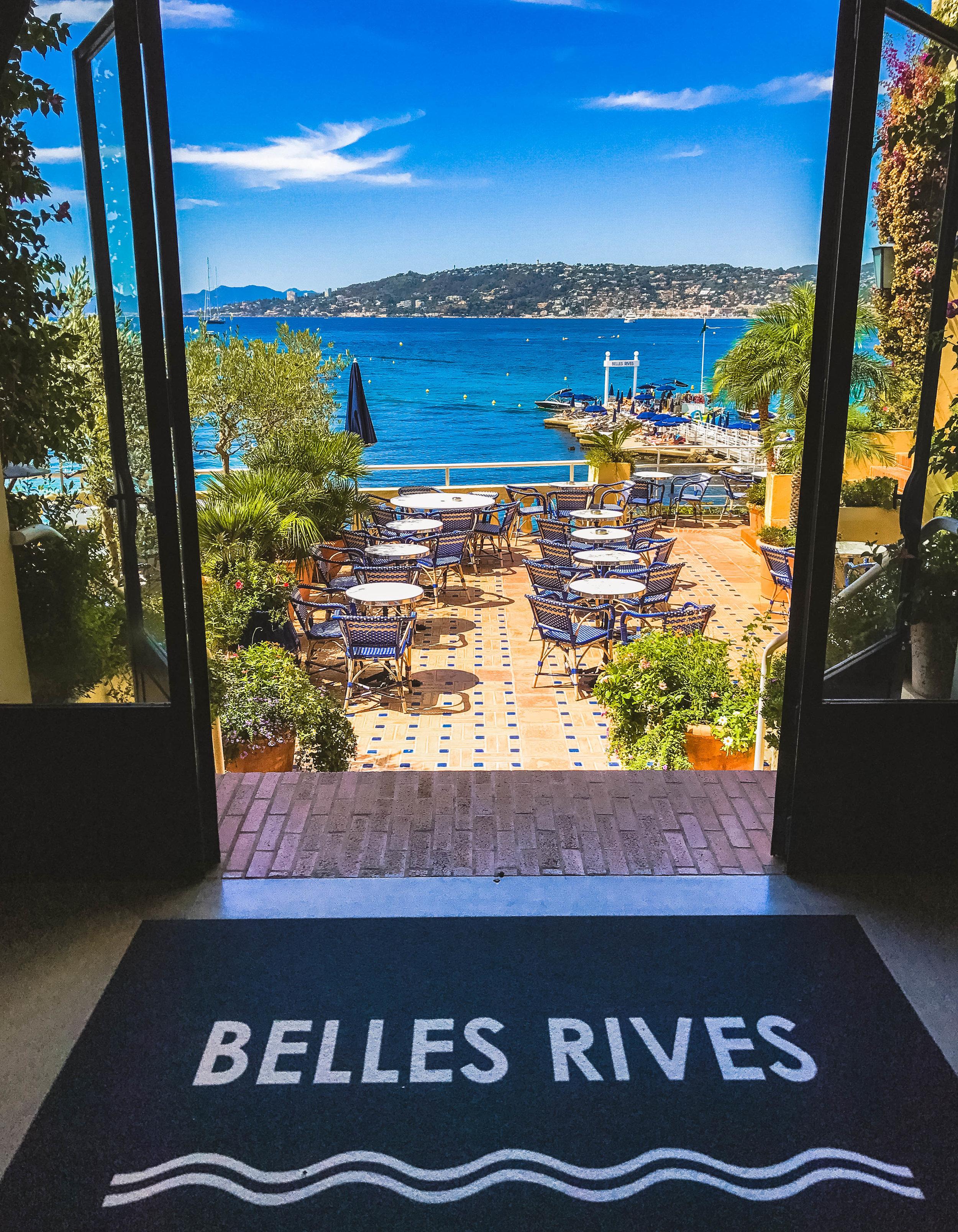 Hotel Belle Rives
