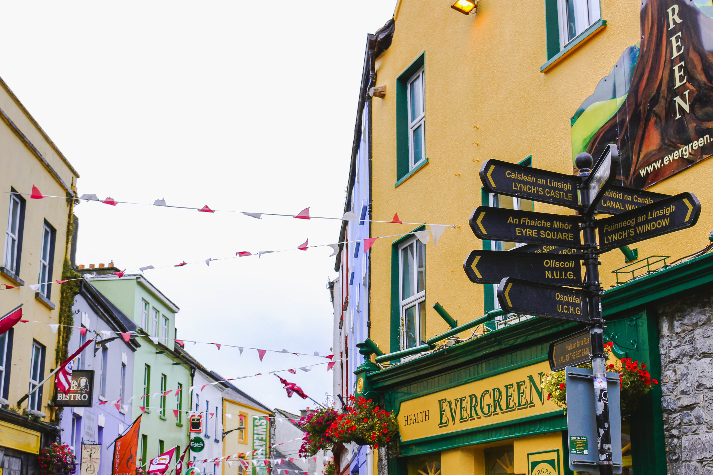 Quay Street - Galway