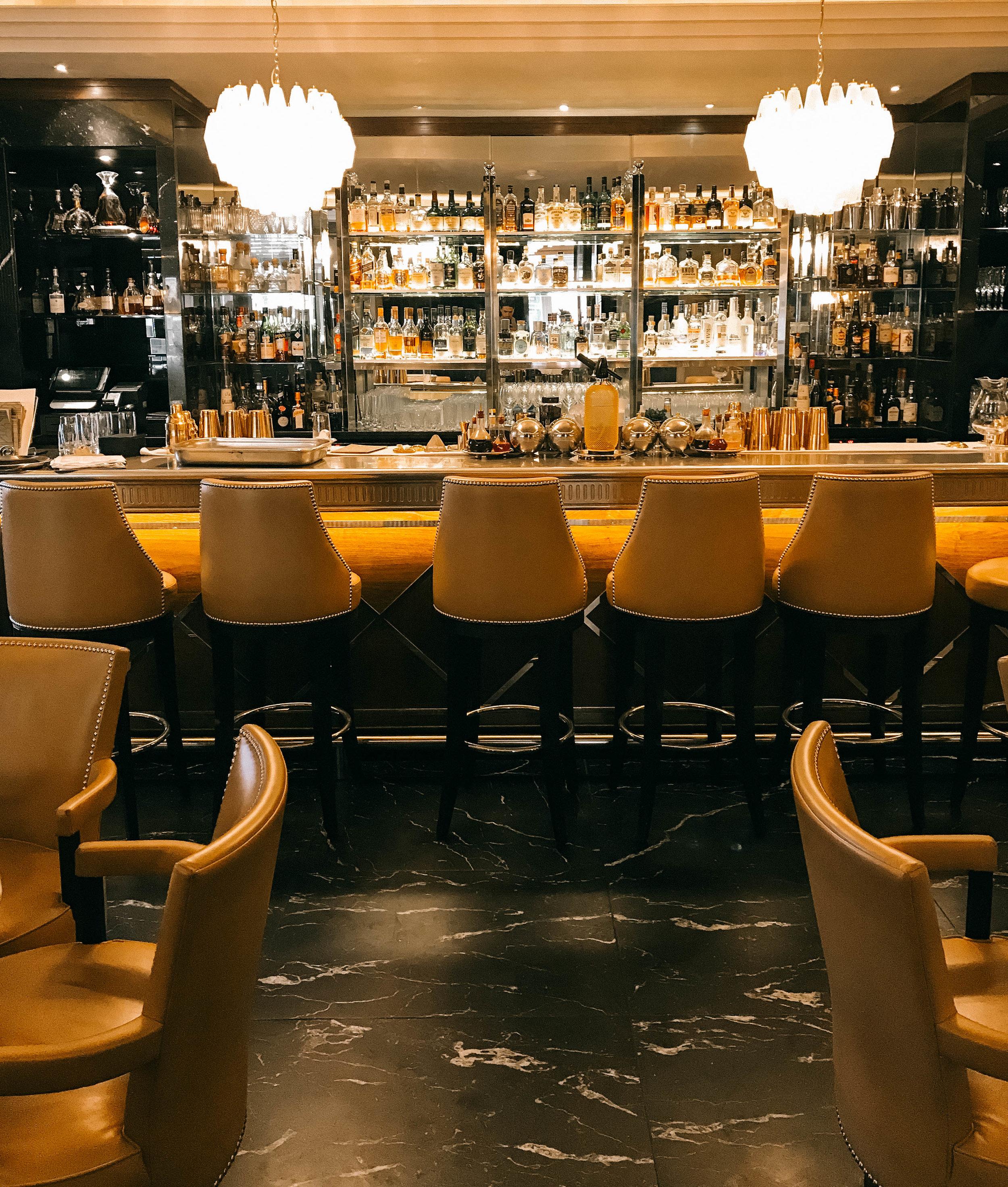 Lobby Bar - Westbury Hotel, Dublin