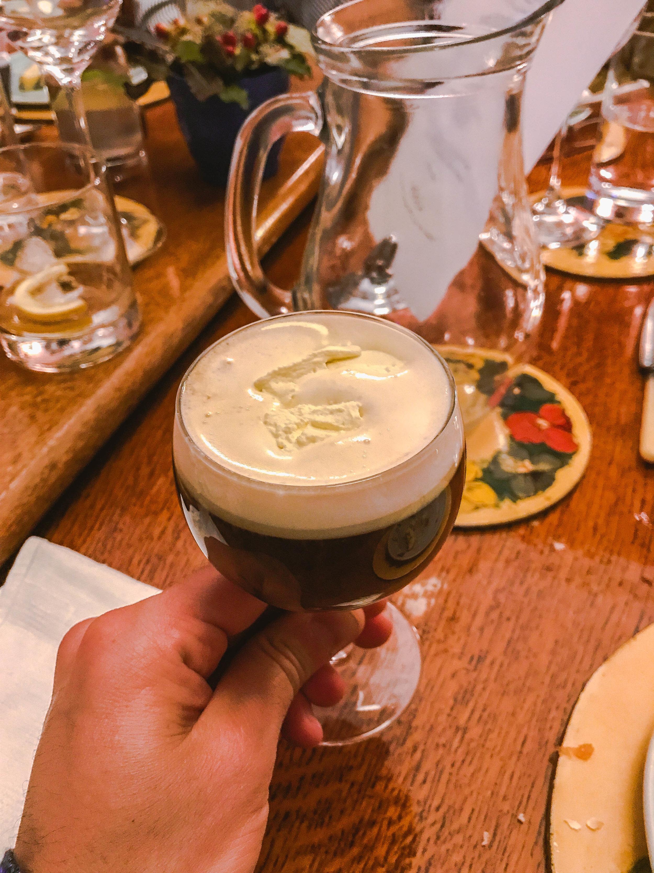 Irish Coffee - Currarevagh House