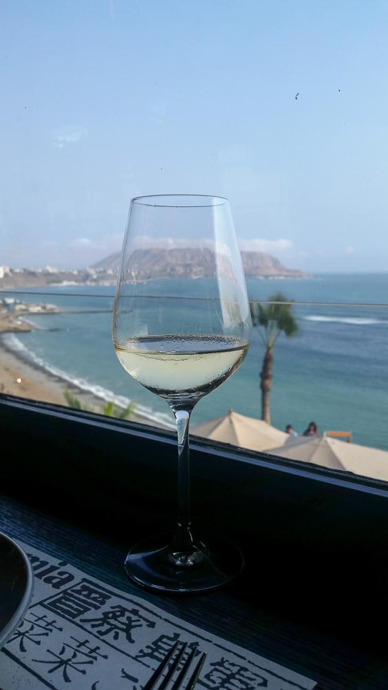 Wine in Miraflores