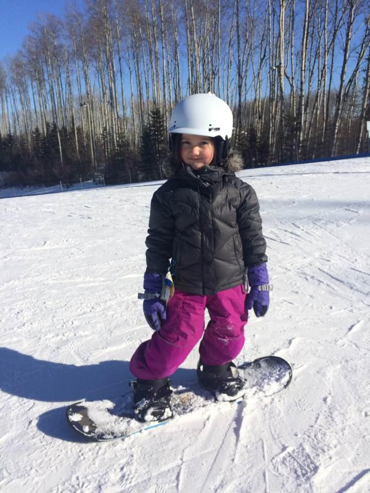 Snowboard-vista-ridge