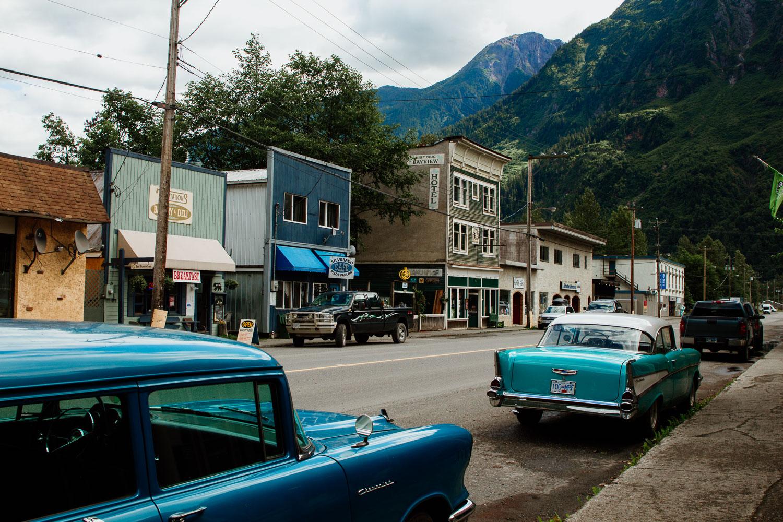 Main Street Stewart