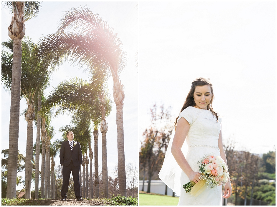 San Diego LDS Temple Wedding (24)