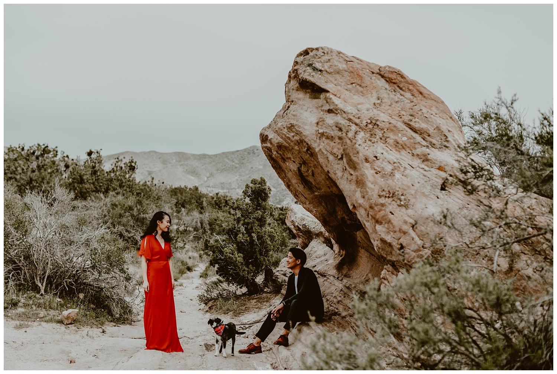 Vasquez Rock Engagement (5).jpg