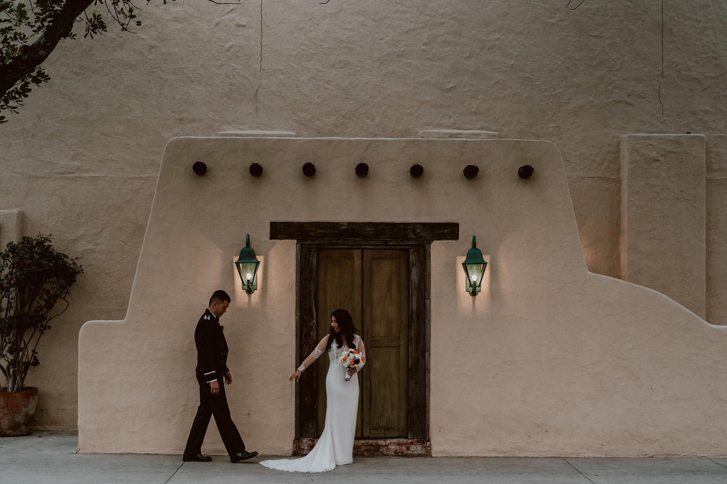 Jean + Alex  Hacienda Wedding