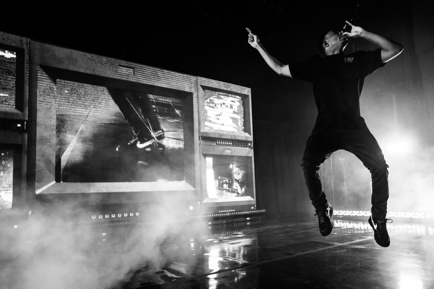 Vince Staples/Buddy Aztec Theater — sunkissed photography