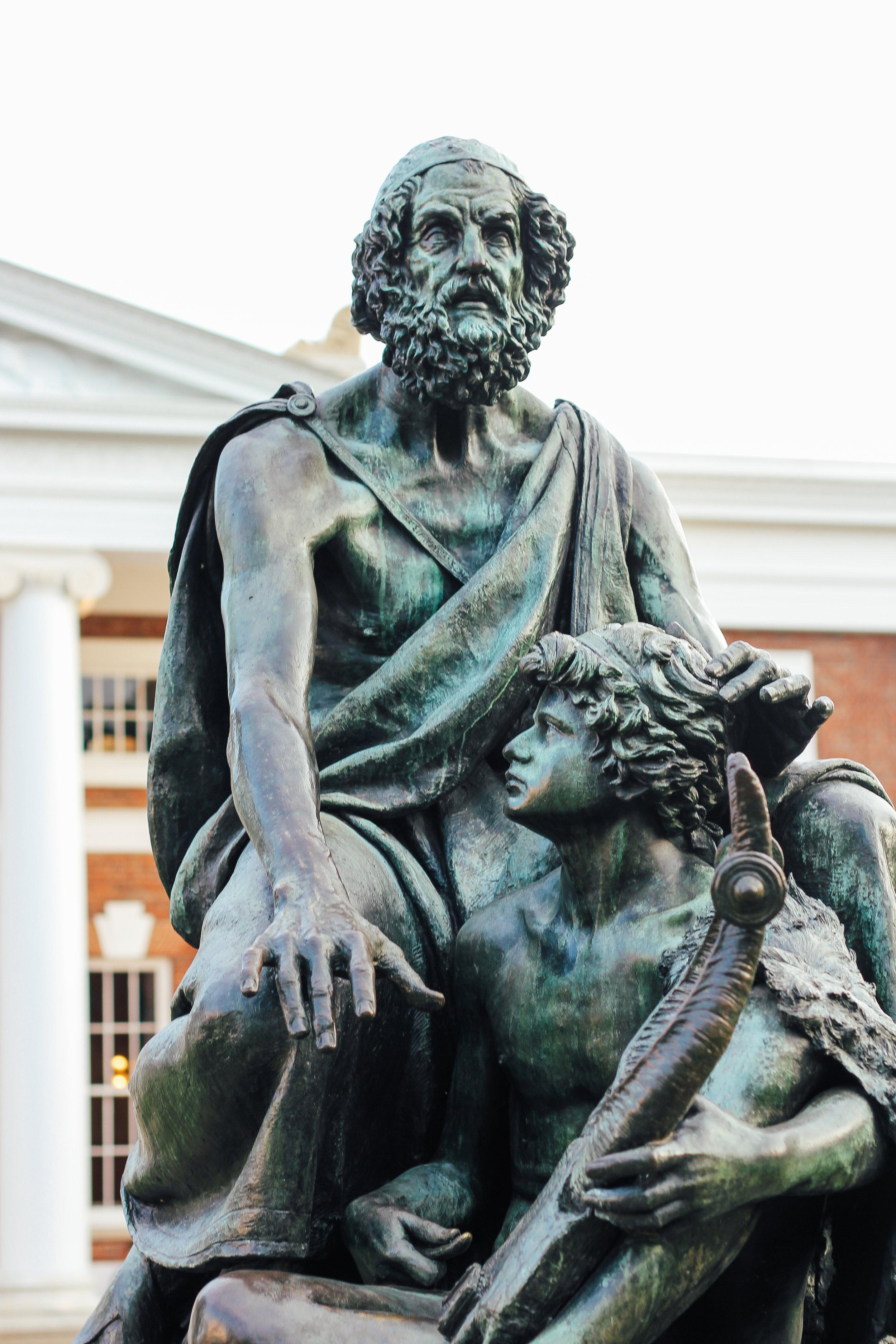 Homer .  University of Virginia.
