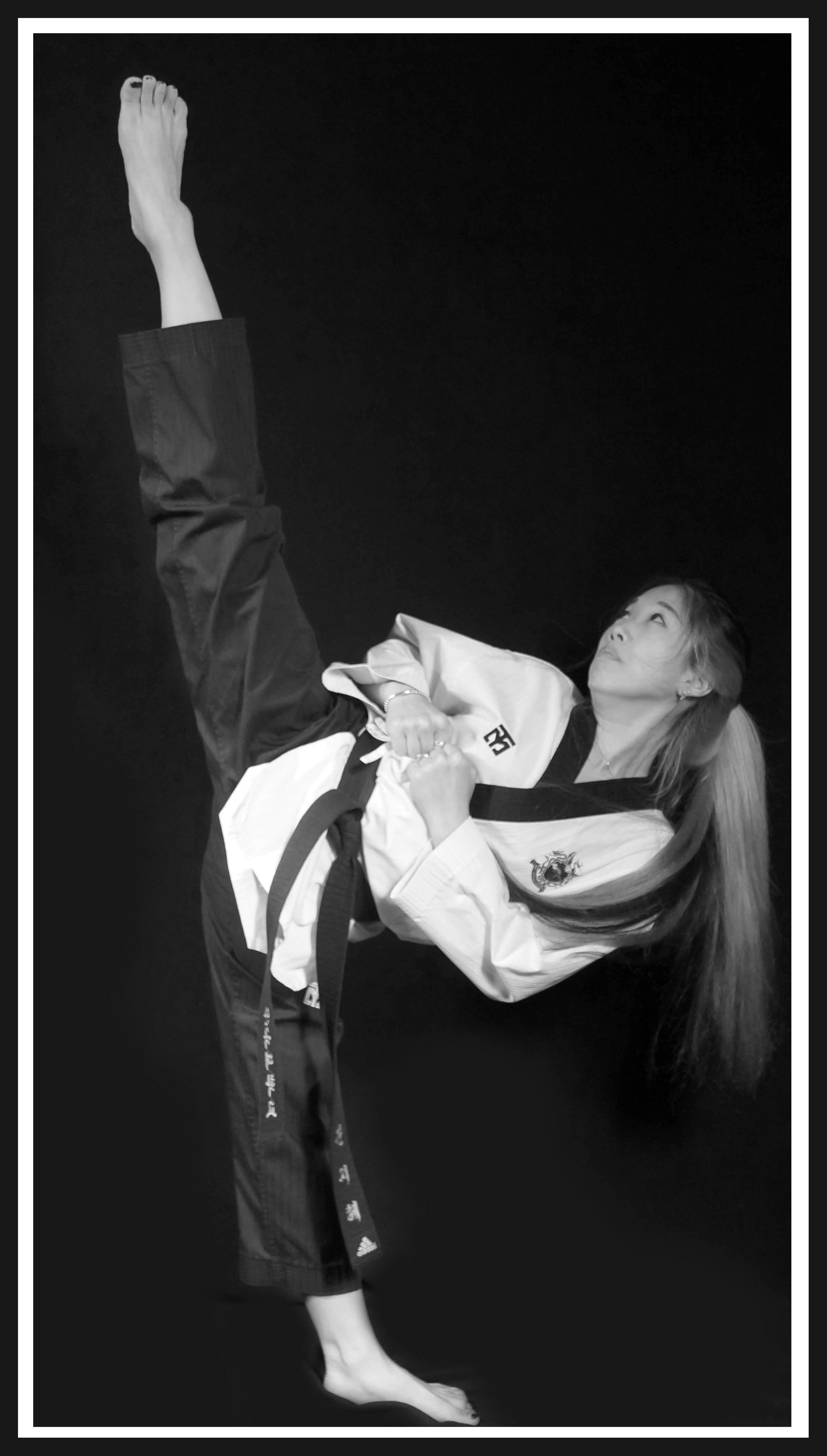 Master Moon - Korean Martial Arts Instructor, Korean Taekwondo champion