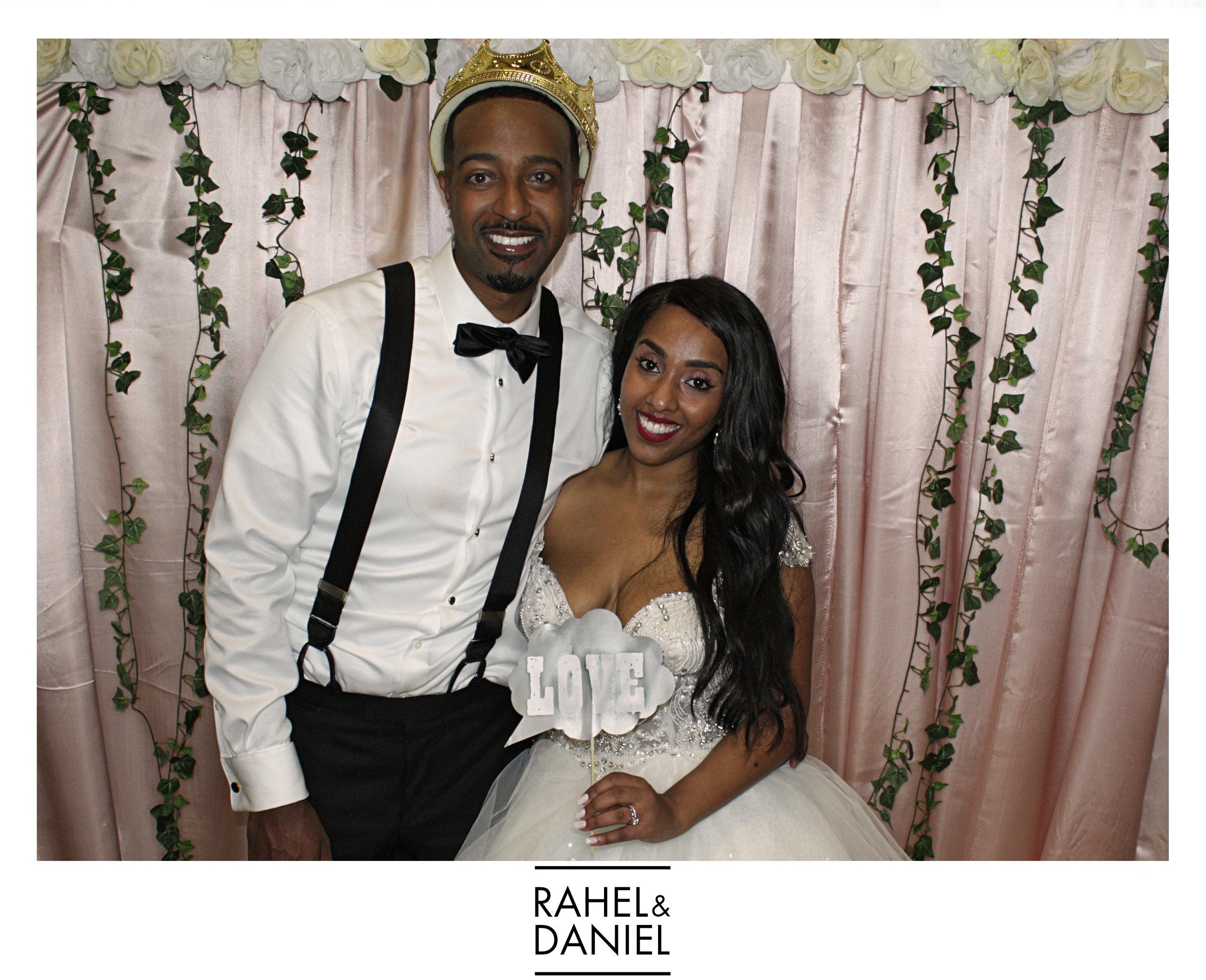 Rahel and Daniel