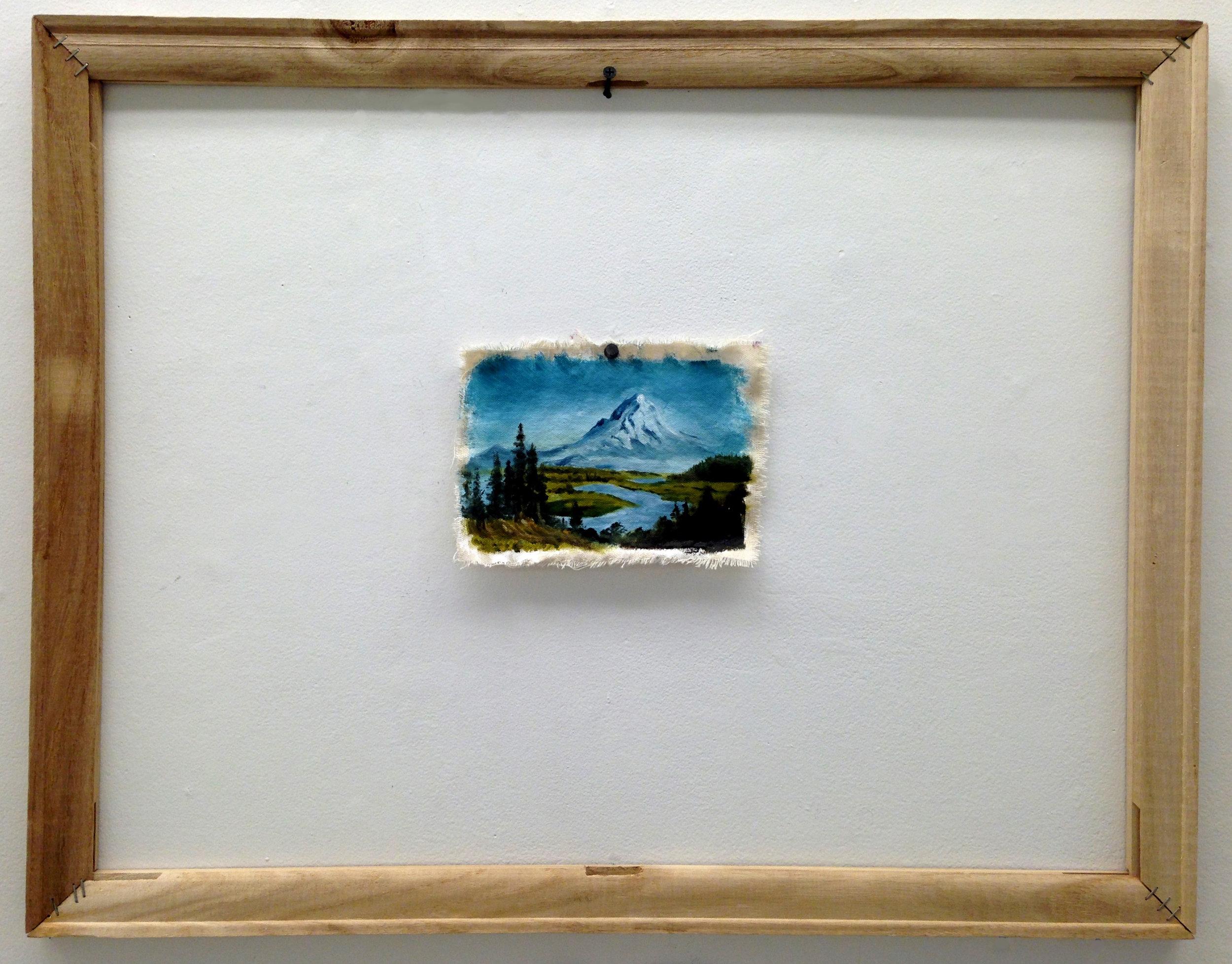 Mount Rainier - After Albert Bierstadt