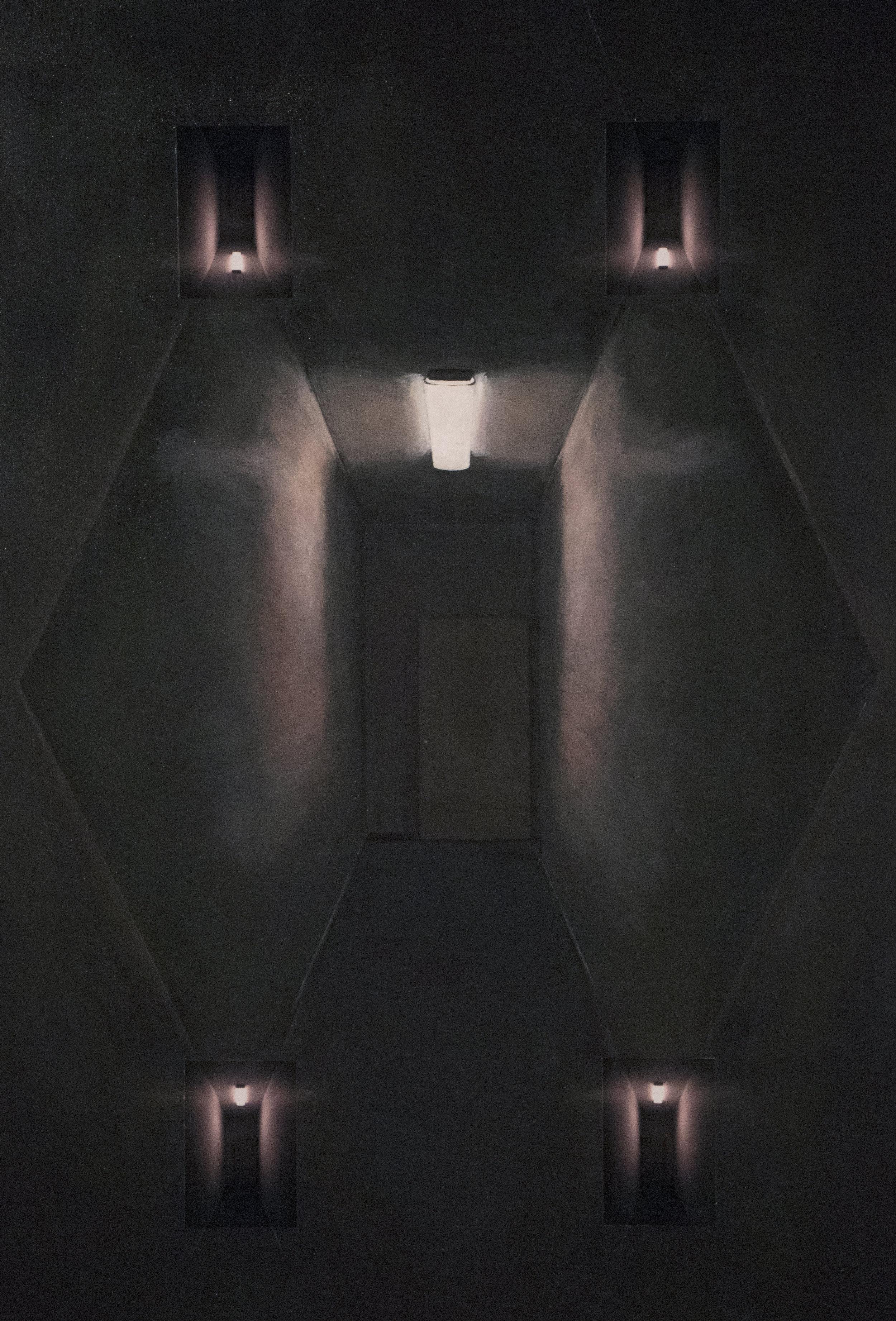 Hallway (Detail)