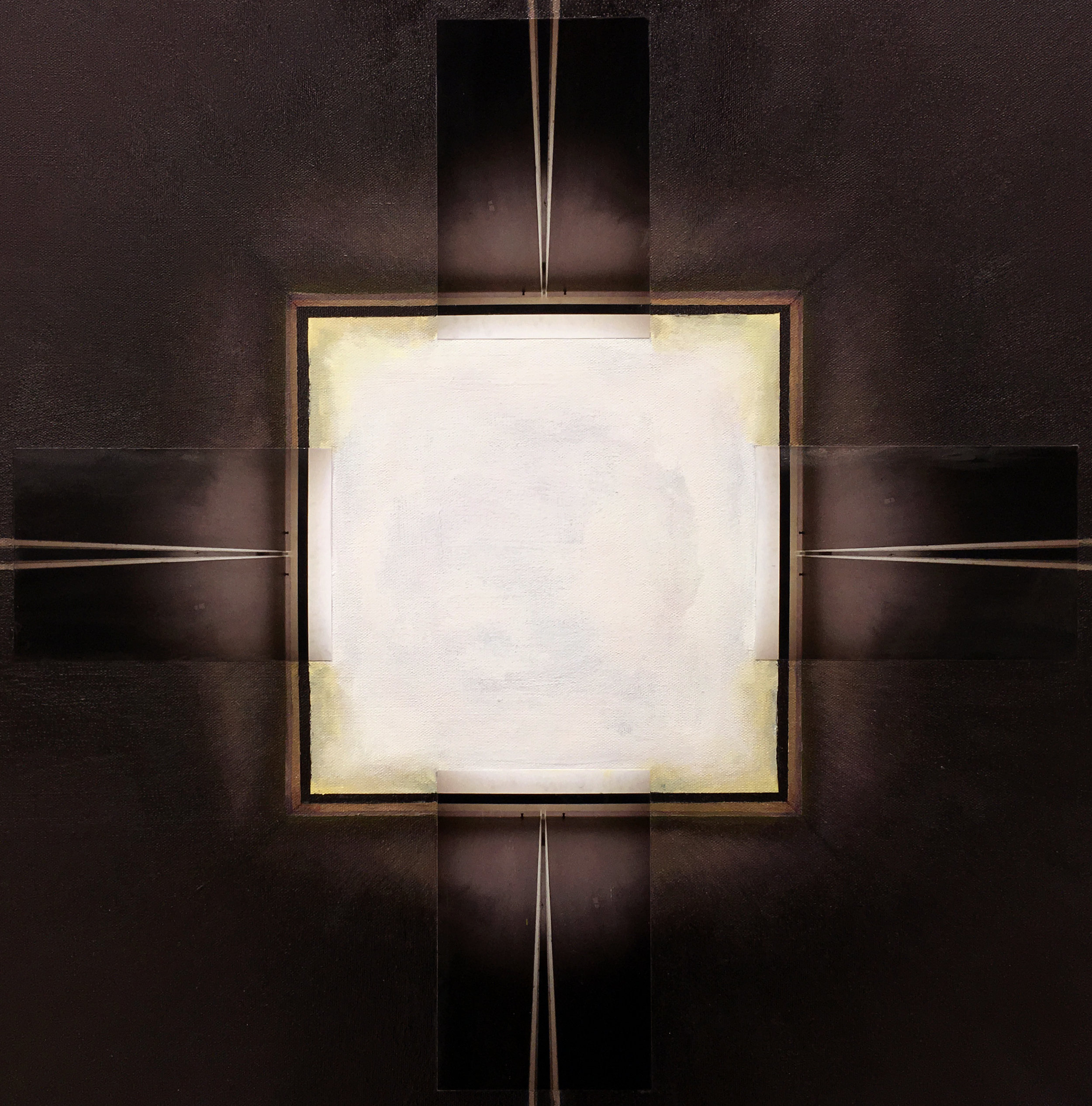 White Square (Detail)