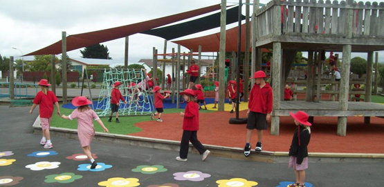 Parkview School children playground