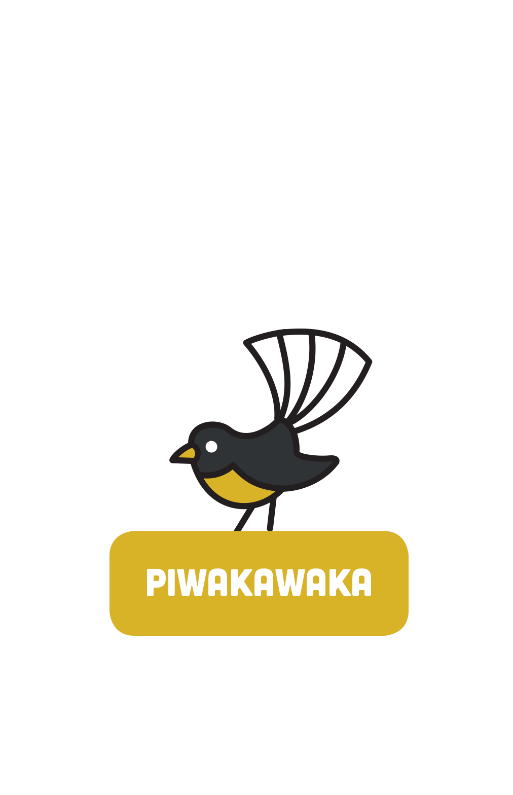 Piwakawaka Pārua