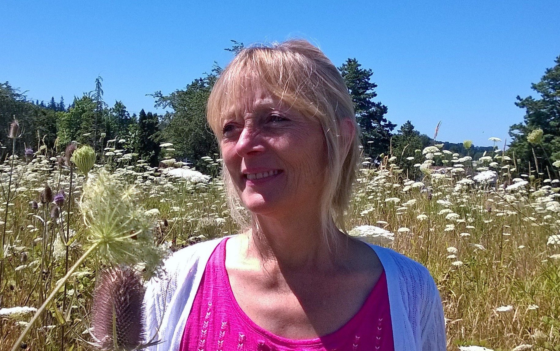 Carolyn Kelly, Skagit Conservation District