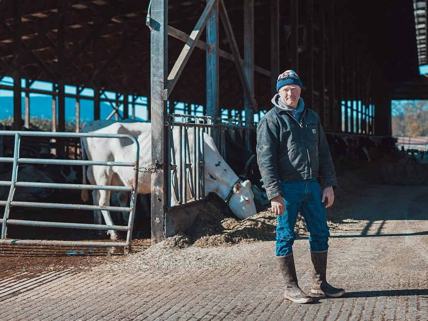 Meet the Farmer - Chris Groeneveld