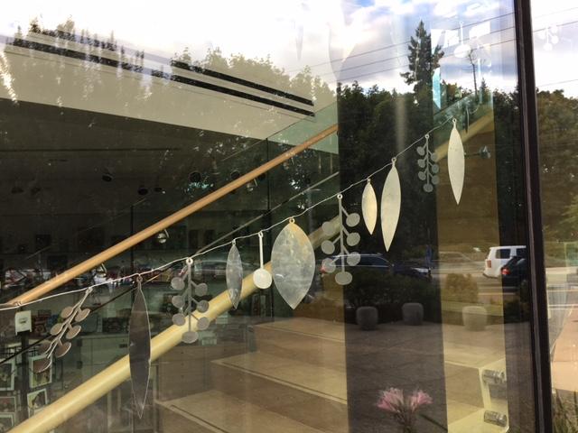Growing Line at Bainbridge Island Museum of Art, 2017