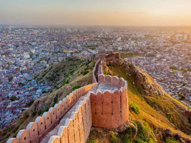 Pink City Jaipur named World Heritage site by UNESCO; PM Modi thrilled   17/07/2019  The Walled City of Jaipur, known for its iconic architectural legacy and vibrant culture, Saturday made its entry into the UNESCO World Heritage Site list.    Read more at:   https://economictimes.indiatimes.com/magazines/panache/pink-city-jaipur-named-world-heritage-site-by-unesco-pm-modi-trilled/articleshow/70103901.cms?utm_source=linkedin.com&utm_medium=Social&utm_campaign=ETLNMain