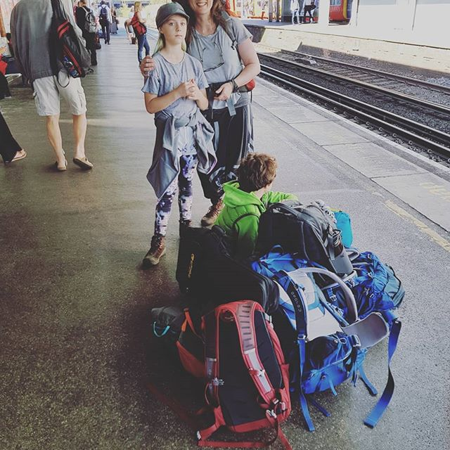 And we're off! Well, not quite. 2 years ago today, we set off on what was to be the most incredible trip around the world! Thank you to all the people we met along the way who helped to make it such an amazing journey! #aroundtheworld #familygapyear  #epicadventure