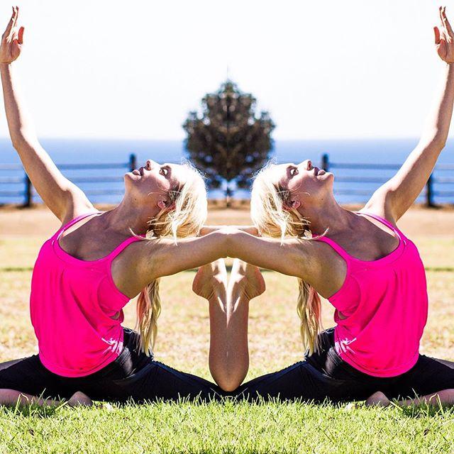 Break your back Wednesday ! Dancer and Yogi for life.