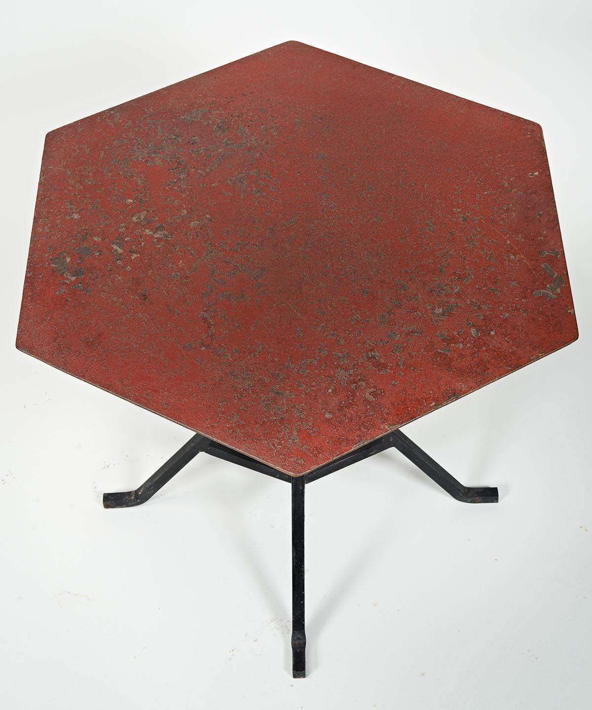 Frank Lloyd Wright iron table top.jpg