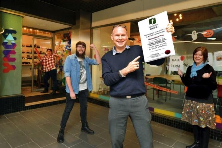 Fair Place Award - mike and YMCA team.JPG