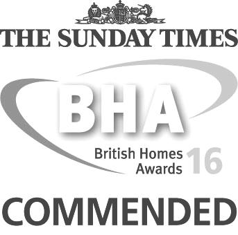 British Homes Award Nominated