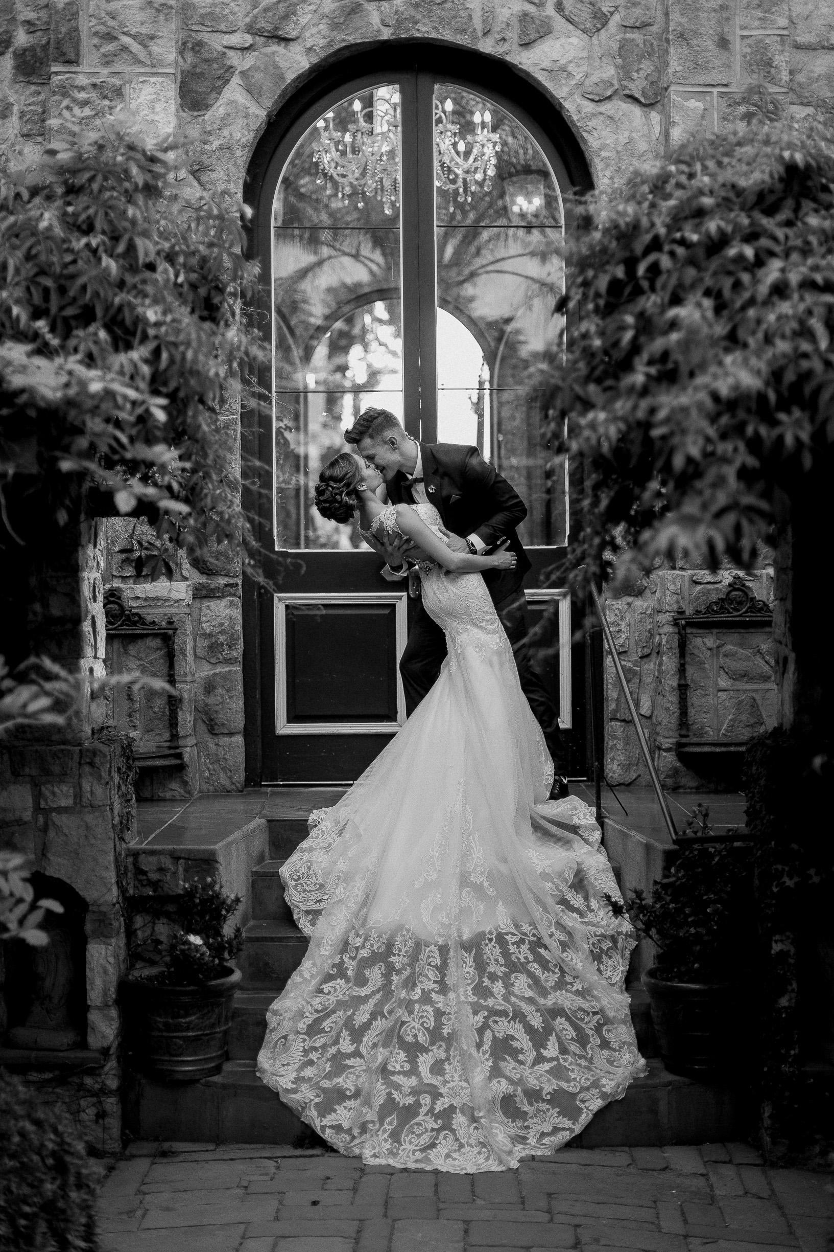 Ashley & Tarryn - SHEPSTONE GARDENS