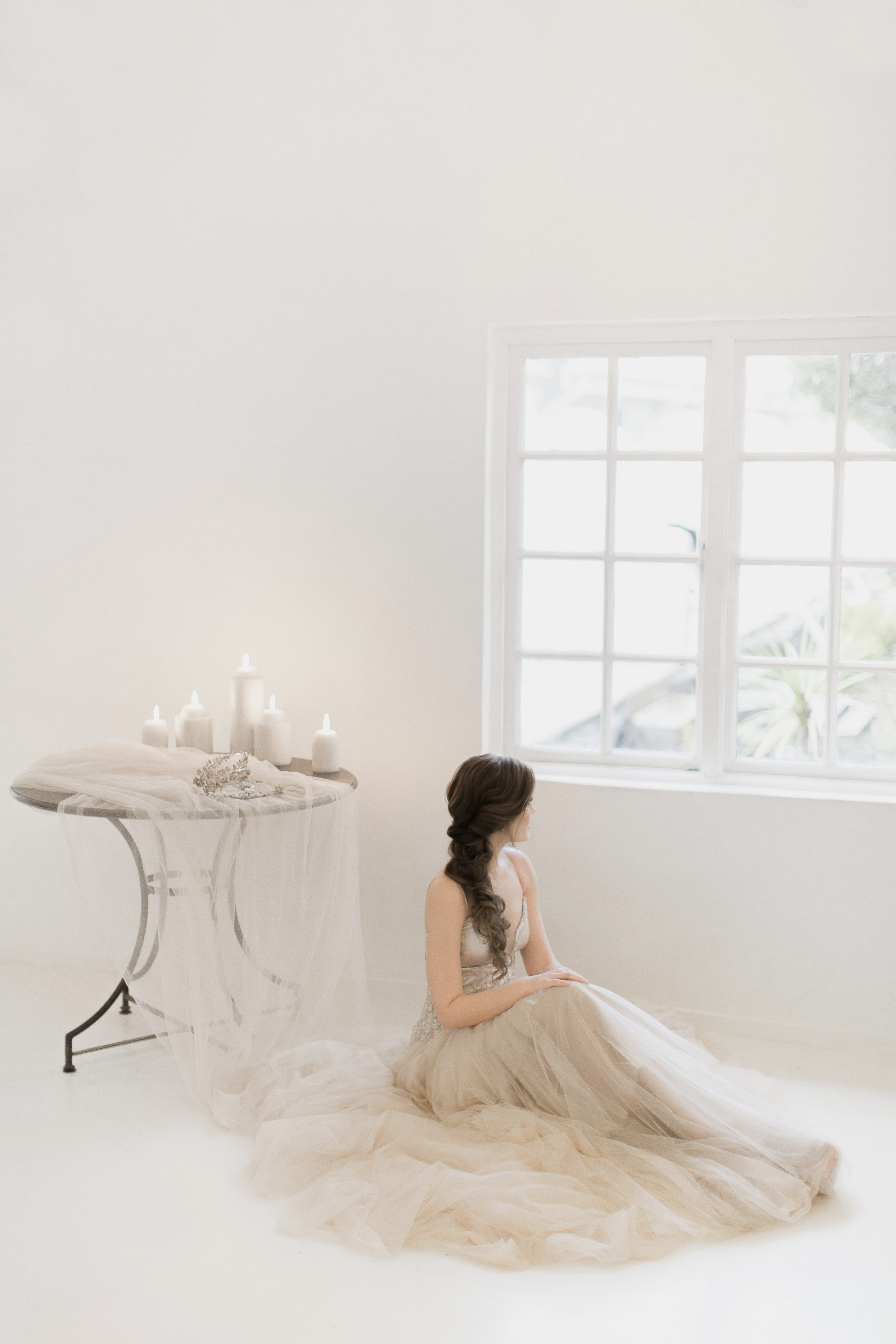 Nadia may couture collection shoot