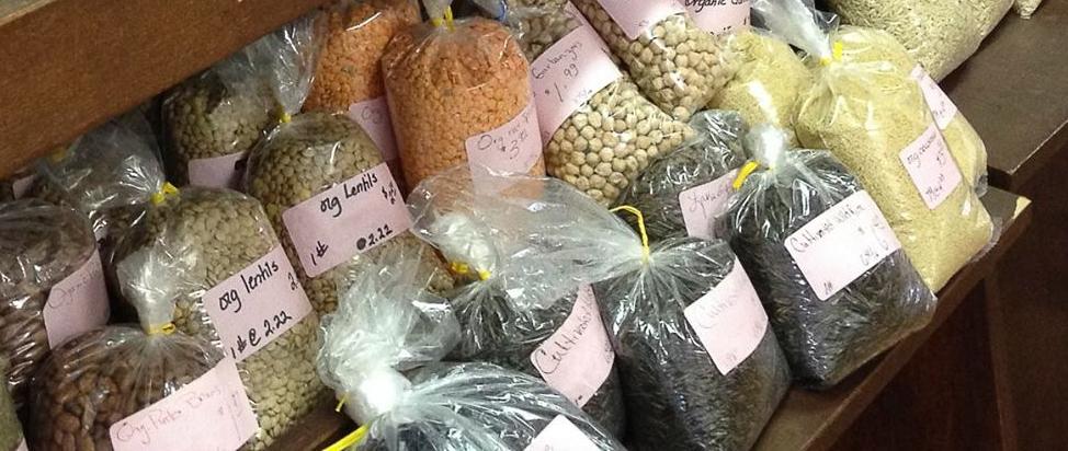 Dried Beans, Lentils, Pinto / Garbanzo Beans
