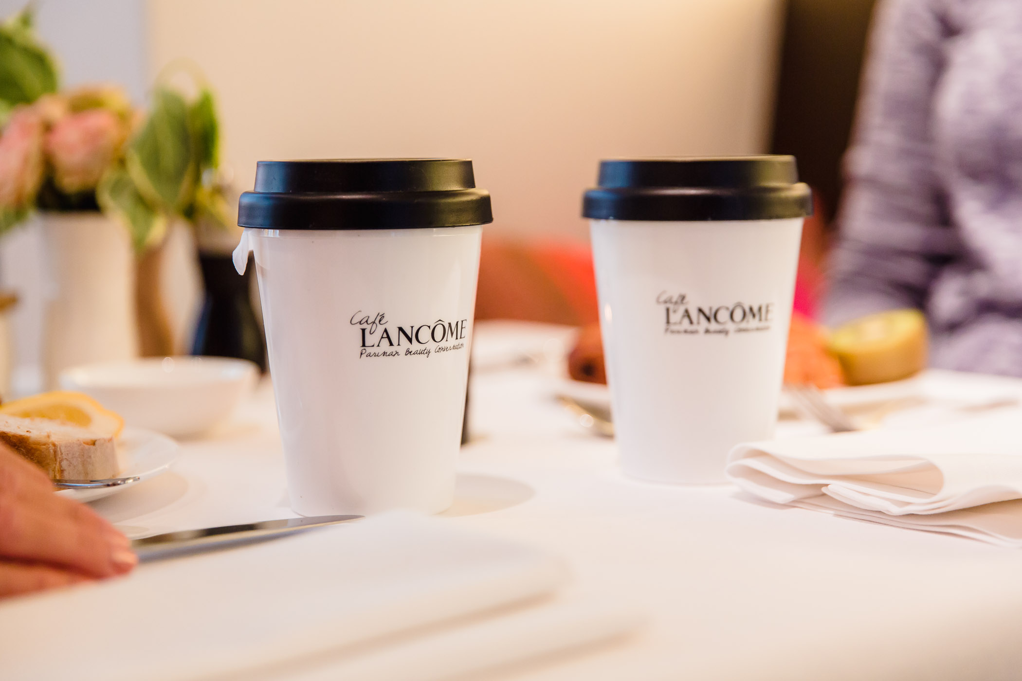 Café Lancôme Antwerp