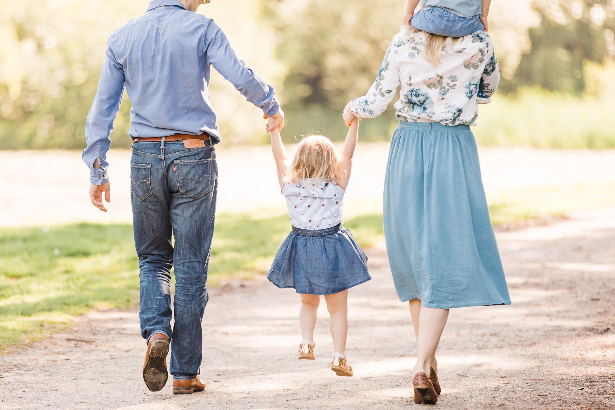 Family Stevens - Vanlangenakker