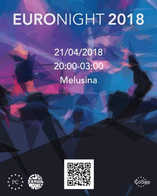 Partyyyyy! We are pleased to announce that we are co-hosting Euronight (16+) with Lux 1. Get ready to hit the floor and meet people from other European schools. Tickets will be available from Monday where we will be selling during the 20min break. Entrance is 15€. No reservations. First come first served as tickets are limited. Tickets are prioritised for S7-S6. We will however offer to S5 if there are some leftover. Please fill in the form on our website for legal reasons (link in bio). Get excited guys!  For further info contact your cosup reps @annacourbin @harry_bolton12