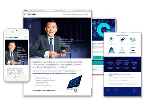 EyesClear analytics platform