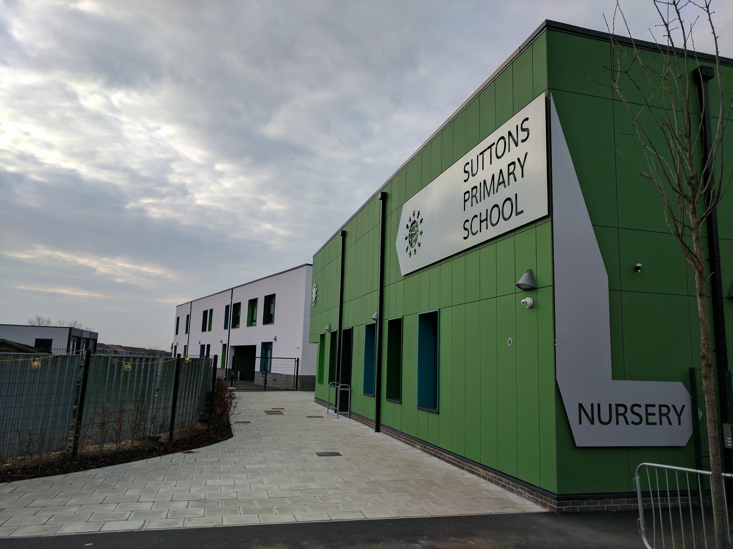 Suttons Primary School