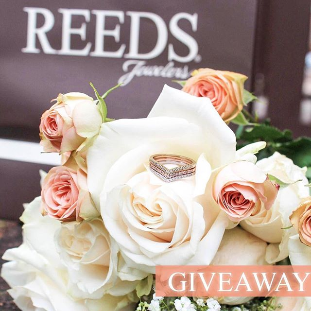GIVEAWAY! REEDS is teaming up with @southernbride to present one lucky winner with these 10k white, rose and yellow gold chevron-style stackable rings from the Ellaura Embrace Collection. The band pairs beautifully with all types of engagement ring designs or as an additional sparkle to your everyday style! Here's how you can enter to win: 1) Follow both @southernbridemagazine and @reedsjewelers on IG 2) Like this photo on both IG accounts 3) Tag a friend in the comments below {multiple entries allowed, only one tag per comment}. Southern Bride will randomly select a winner on March 17 – Good luck!  Open to U.S. Participants only  Official Rules https://bit.ly/2JSn1Qe
