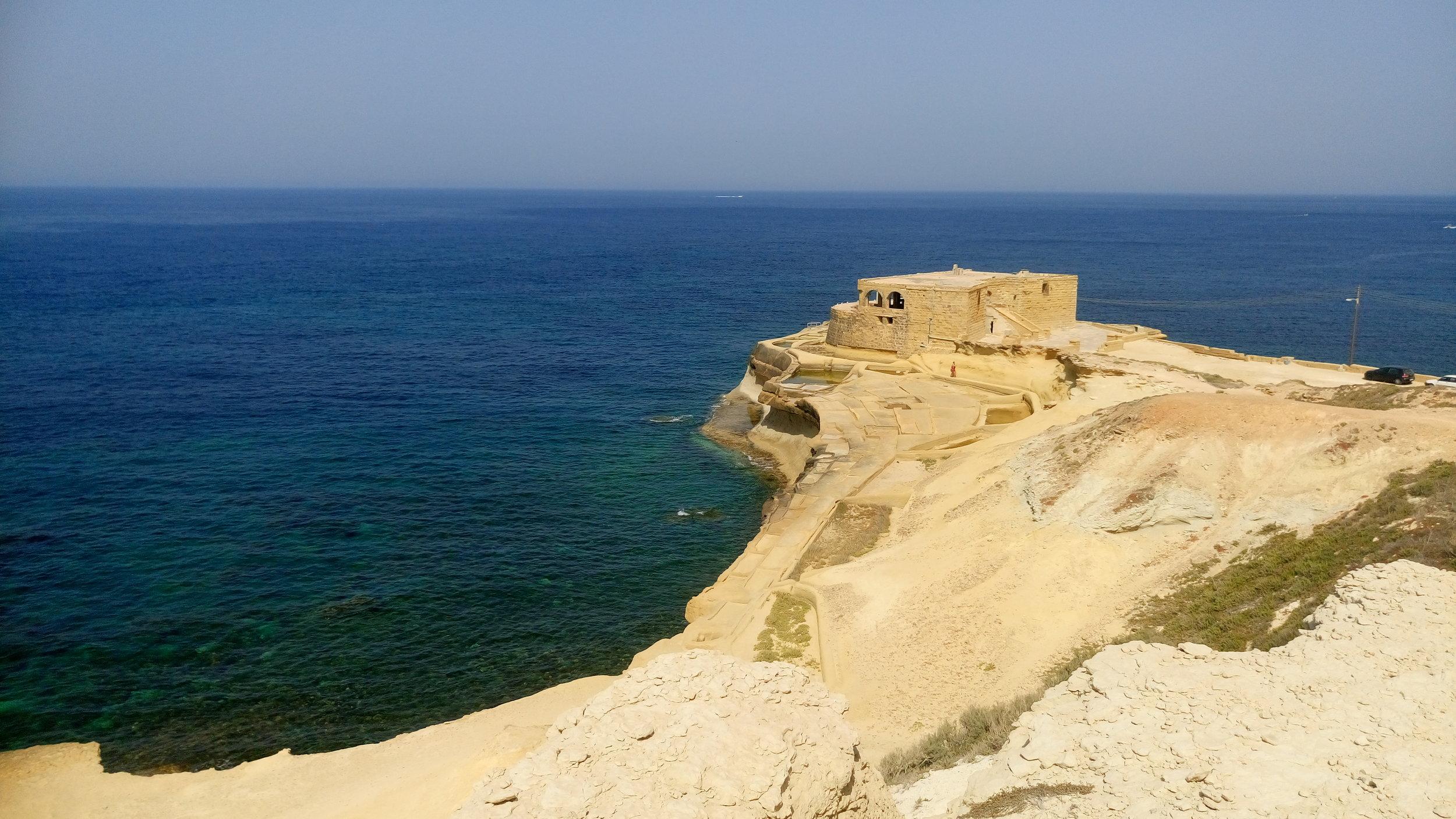 Ancient Settlement, Gozo Island, Malta