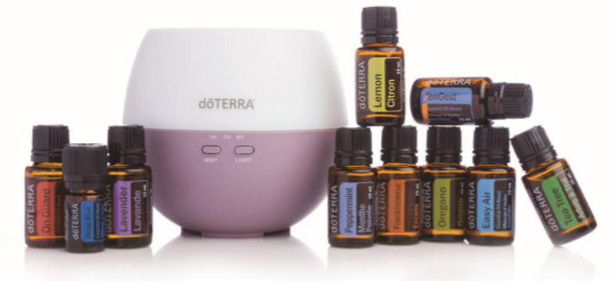 - Home Essentials Kit with Diffuser (CDN $330)